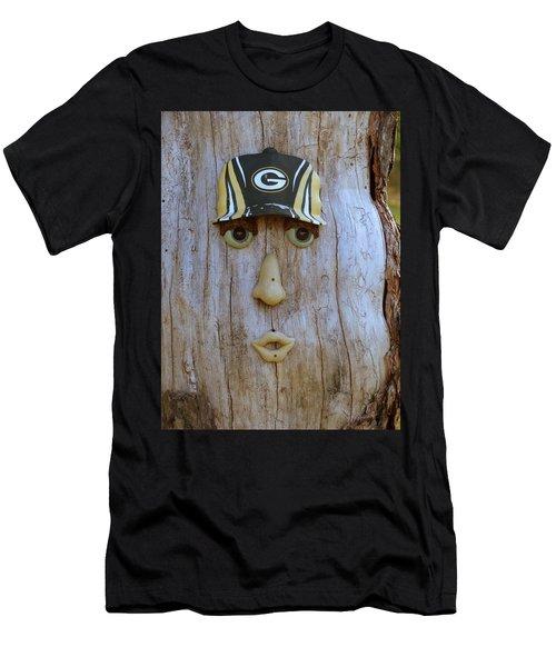 Green Bay Packer Humor Men's T-Shirt (Athletic Fit)