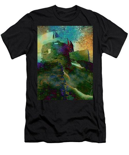 Green Castle Men's T-Shirt (Athletic Fit)