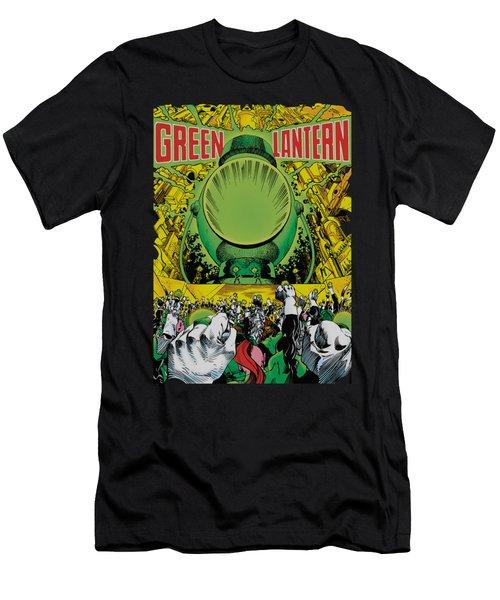 Green Lantern - Gl #200 Cover Men's T-Shirt (Athletic Fit)
