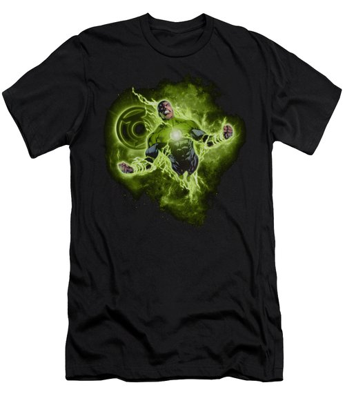 Green Lantern - Lantern Nebula Men's T-Shirt (Athletic Fit)