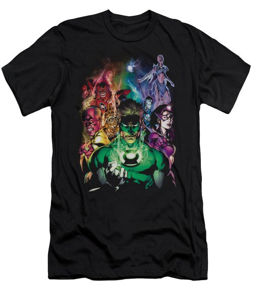 Green Lantern - The New Guardians Men's T-Shirt (Athletic Fit)