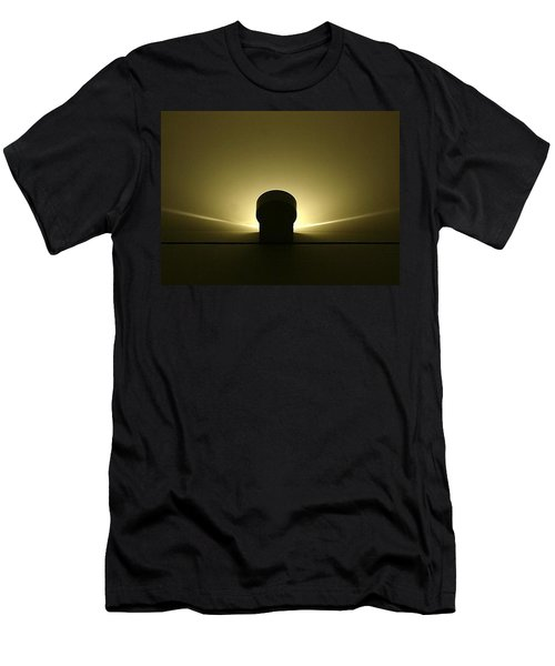 Men's T-Shirt (Slim Fit) featuring the photograph Self-hypnosis by John Glass