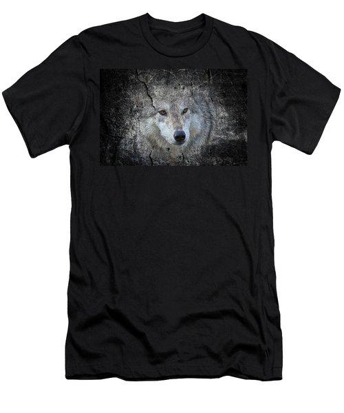 Grey Stone Men's T-Shirt (Athletic Fit)