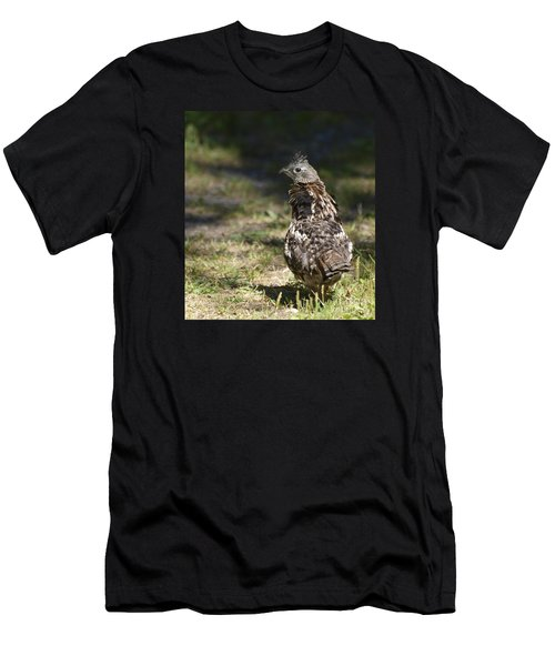 Grouse Hunter Men's T-Shirt (Athletic Fit)