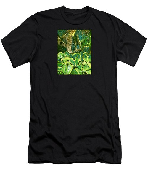 Guanabana Tropical Men's T-Shirt (Athletic Fit)