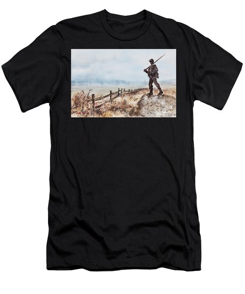 Guardian Of The Fields Men's T-Shirt (Athletic Fit)