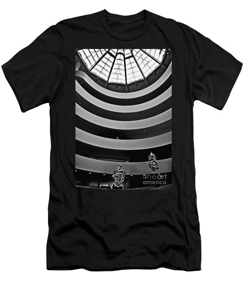 Guggenheim Museum - Nyc Men's T-Shirt (Athletic Fit)