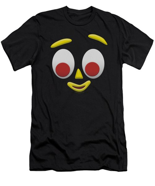 Gumby - Gumbme Men's T-Shirt (Athletic Fit)