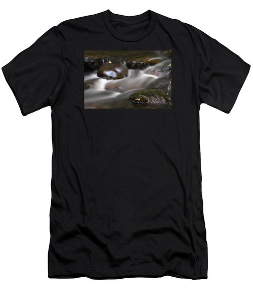 Gurgling Brook Men's T-Shirt (Athletic Fit)