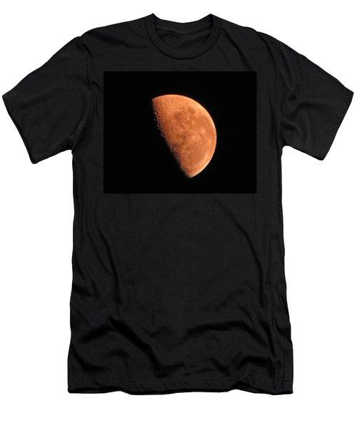 Half Moon Men's T-Shirt (Athletic Fit)