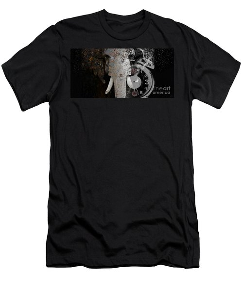 Half Past Extinction Men's T-Shirt (Athletic Fit)