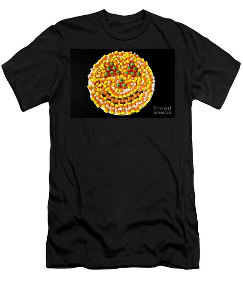 Halloween Candy Men's T-Shirt (Athletic Fit)