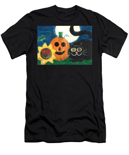 Halloween Fun Men's T-Shirt (Athletic Fit)