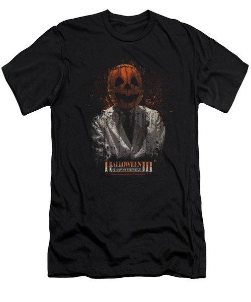 Halloween IIi - H3 Scientist Men's T-Shirt (Athletic Fit)