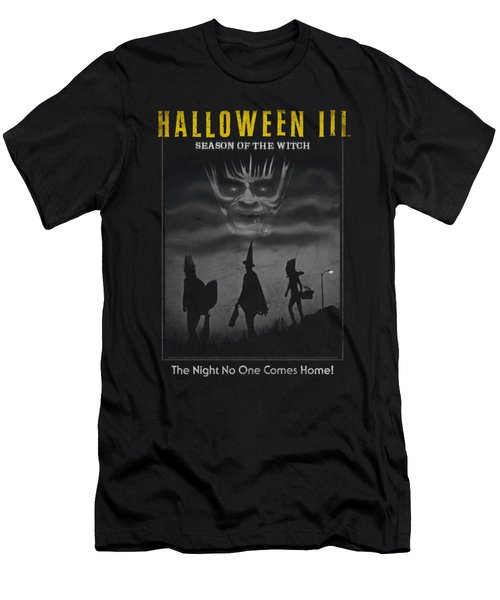 Halloween IIi - Kids Poster Men's T-Shirt (Athletic Fit)