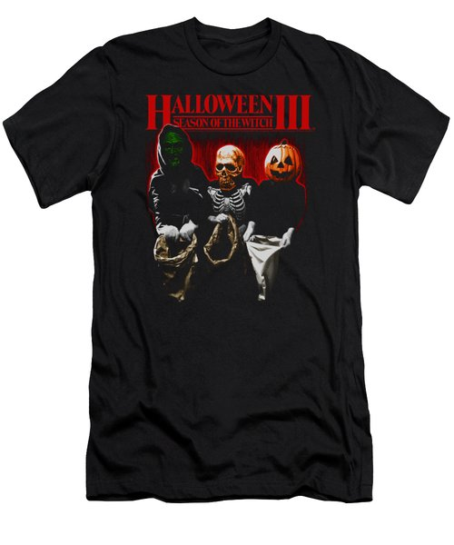 Halloween IIi - Trick Or Treat Men's T-Shirt (Athletic Fit)