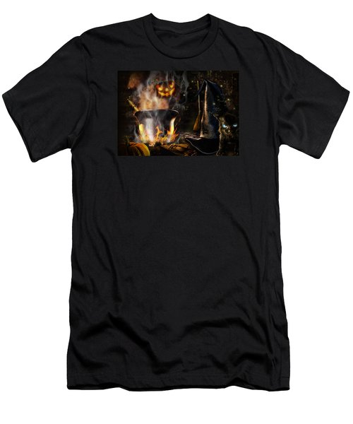Halloween' Spirit Men's T-Shirt (Athletic Fit)