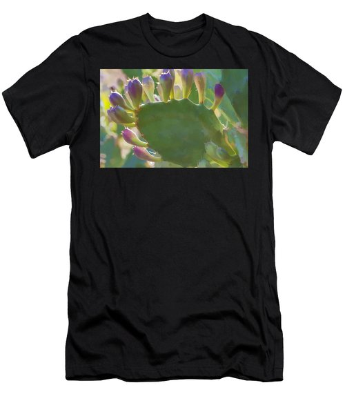 Hand Of God Men's T-Shirt (Athletic Fit)
