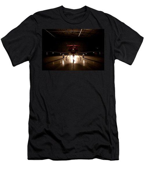 Hanger Light Men's T-Shirt (Slim Fit) by Paul Job