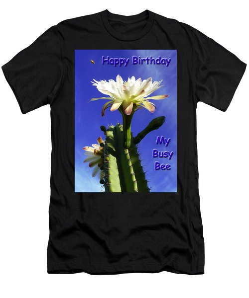 Happy Birthday Card And Print 13 Men's T-Shirt (Athletic Fit)