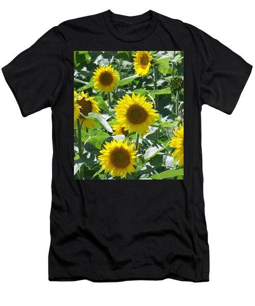 Happy Faces Men's T-Shirt (Athletic Fit)