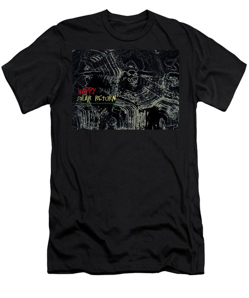 Happy Solar Return 470 Men's T-Shirt (Athletic Fit)