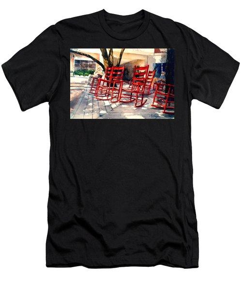 Harbourtown Rockers Men's T-Shirt (Athletic Fit)