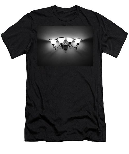 Harlem Sconce Men's T-Shirt (Slim Fit) by H James Hoff