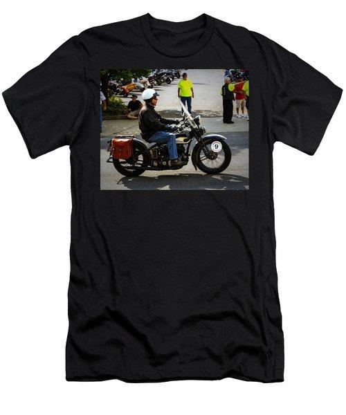 Harley 9 Men's T-Shirt (Athletic Fit)