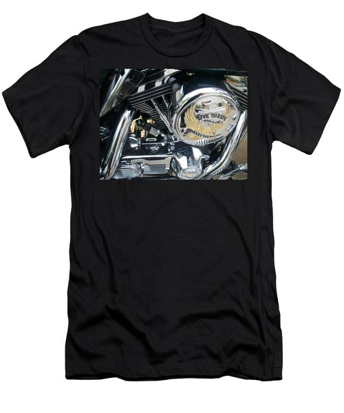 Harley Live To Ride Men's T-Shirt (Athletic Fit)