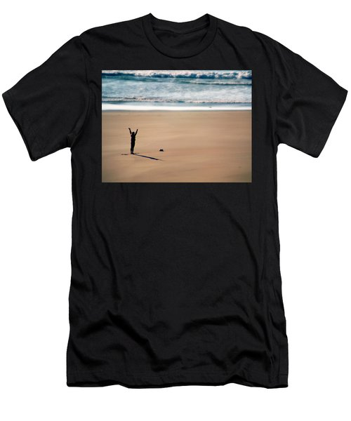 Harmony  Men's T-Shirt (Athletic Fit)