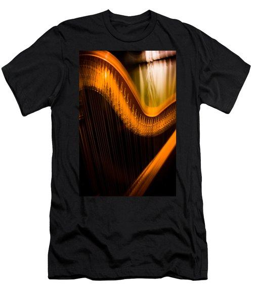 Harp Men's T-Shirt (Athletic Fit)