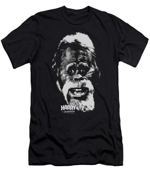 Harryandthe Hendersons - Giant Harry Men's T-Shirt (Athletic Fit)