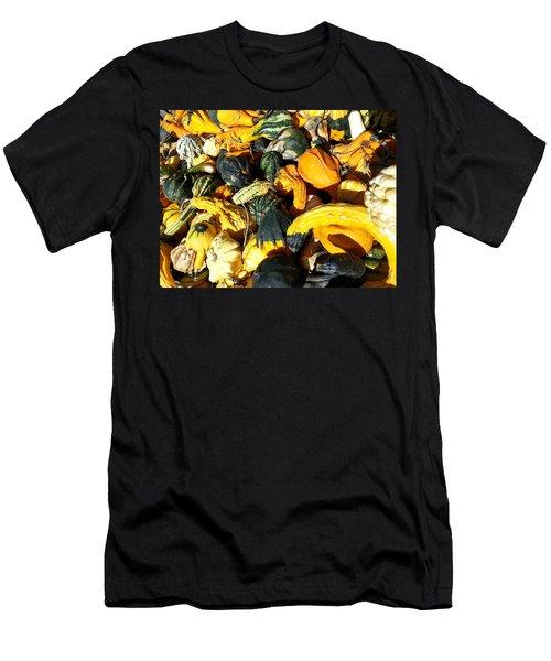 Harvest Squash Men's T-Shirt (Slim Fit)