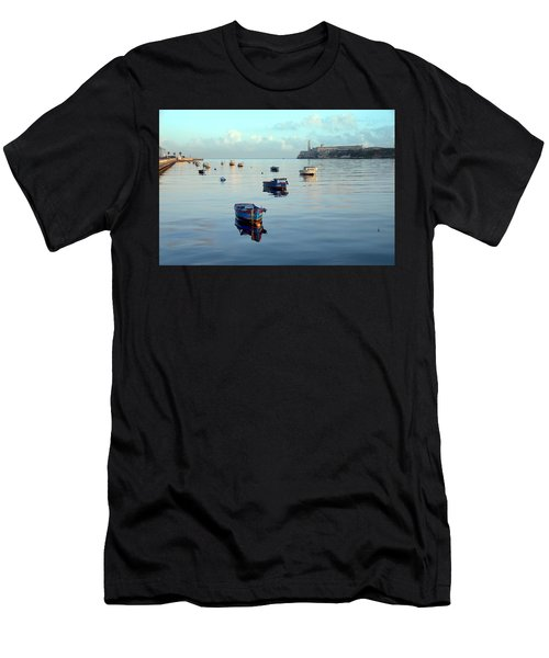 Havana Maritime 2 Men's T-Shirt (Athletic Fit)