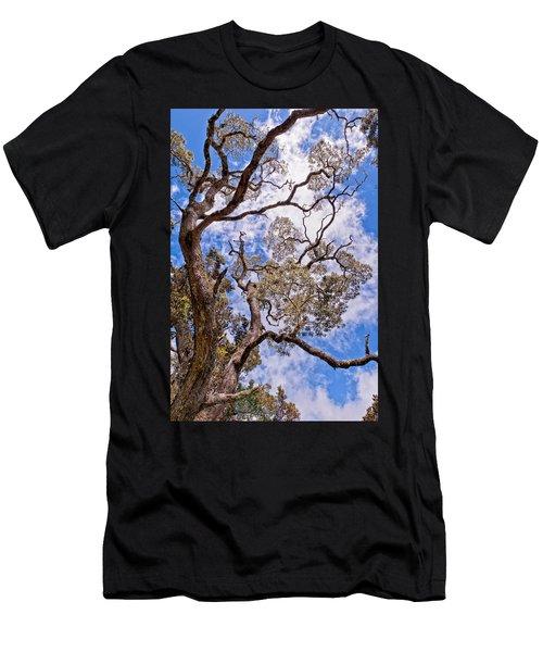 Hawaiian Sky Men's T-Shirt (Athletic Fit)