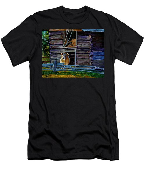 Hdemo2 Men's T-Shirt (Slim Fit) by Stan Hamilton