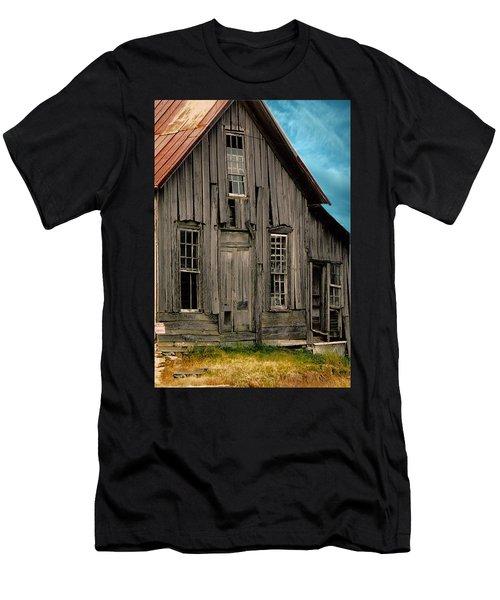 Shack Of Elora Tn  Men's T-Shirt (Athletic Fit)