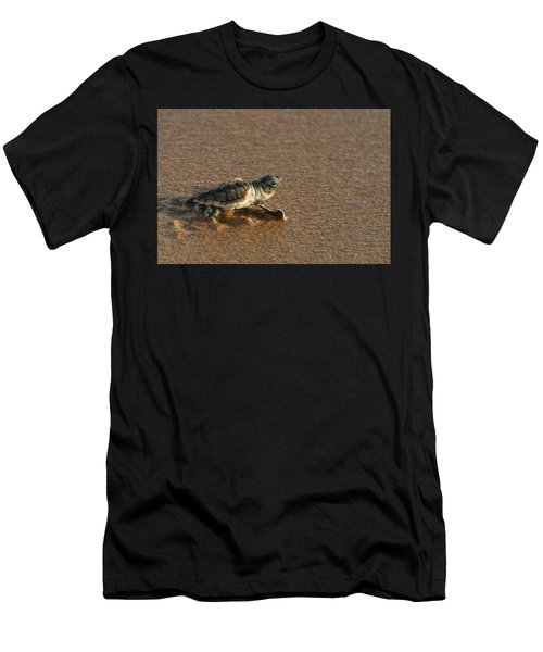 Heading Out To Sea Men's T-Shirt (Athletic Fit)