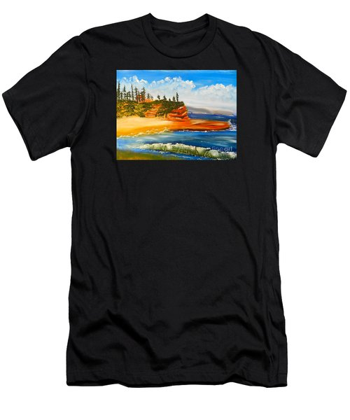 Headlands Men's T-Shirt (Athletic Fit)