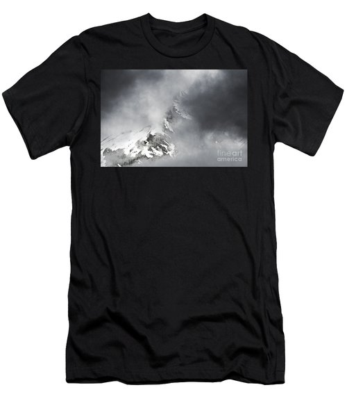 Men's T-Shirt (Slim Fit) featuring the photograph Heaven For A Moment by Nick  Boren
