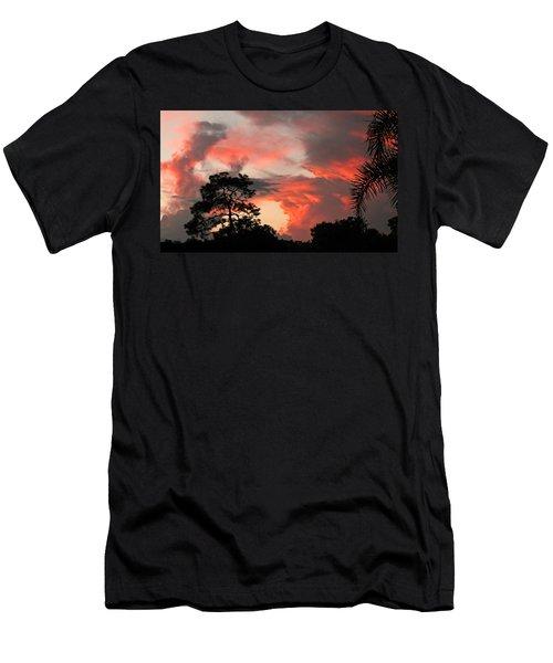 Heavenly Bridge Men's T-Shirt (Athletic Fit)