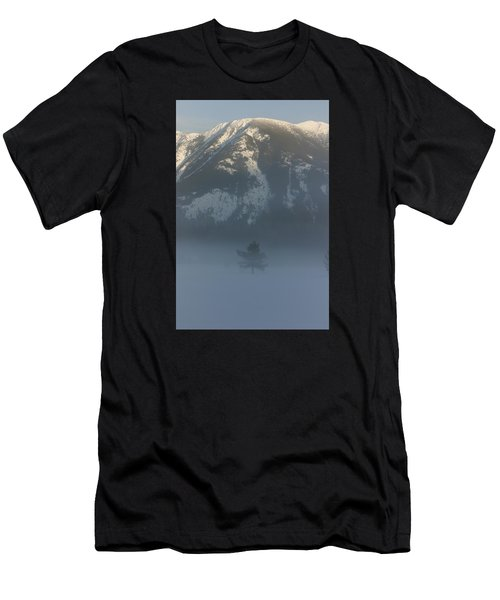 Heavens Whisper Men's T-Shirt (Athletic Fit)