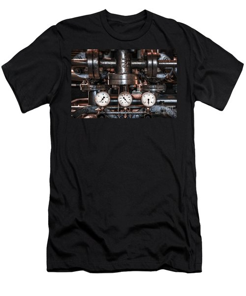 Heavy Machinery Men's T-Shirt (Athletic Fit)