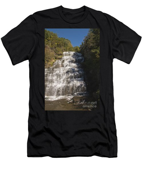 Hector Falls Men's T-Shirt (Athletic Fit)