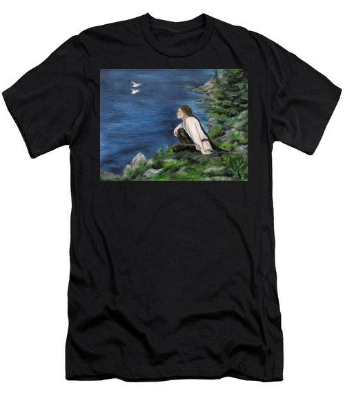 Hemlock Of Mimir Men's T-Shirt (Athletic Fit)