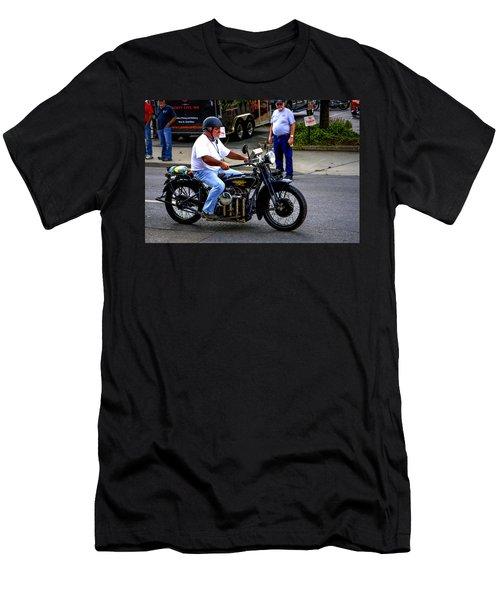 Henderson Four-banger Men's T-Shirt (Athletic Fit)