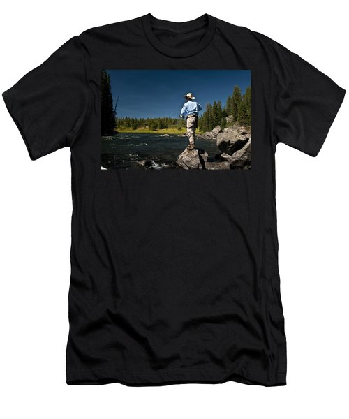 Henry's Fork Men's T-Shirt (Athletic Fit)
