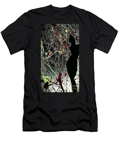 Her Crazy World Men's T-Shirt (Athletic Fit)