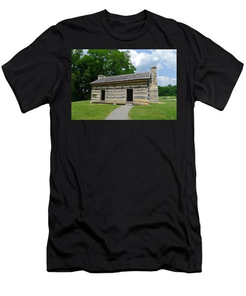 Hermitage Slave Quarters Men's T-Shirt (Athletic Fit)